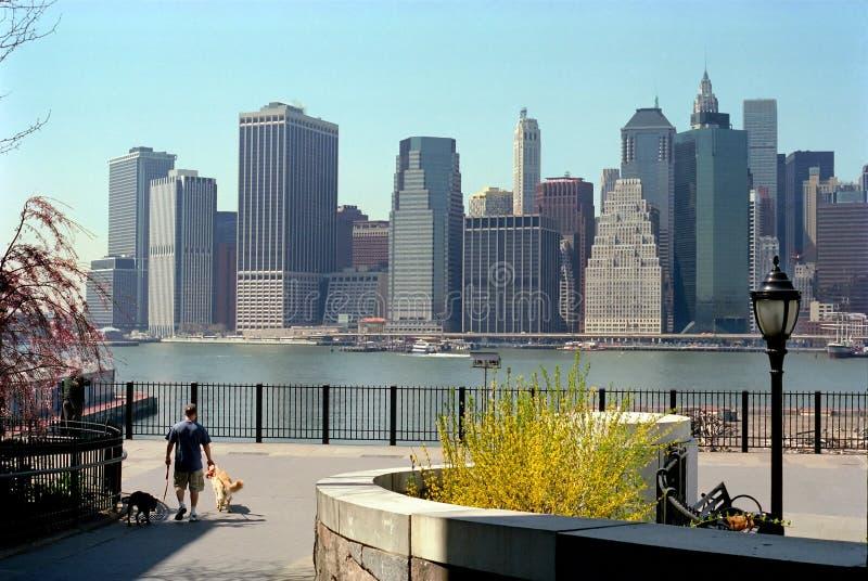 Manhattan, New York. immagini stock libere da diritti