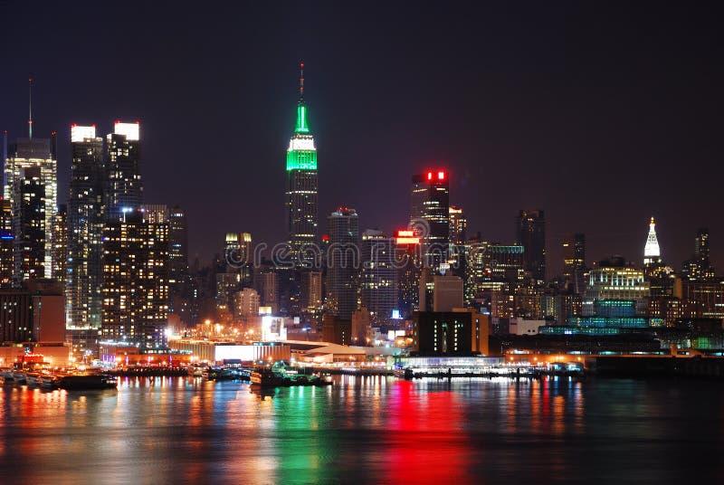 Manhattan, New York City immagine stock libera da diritti