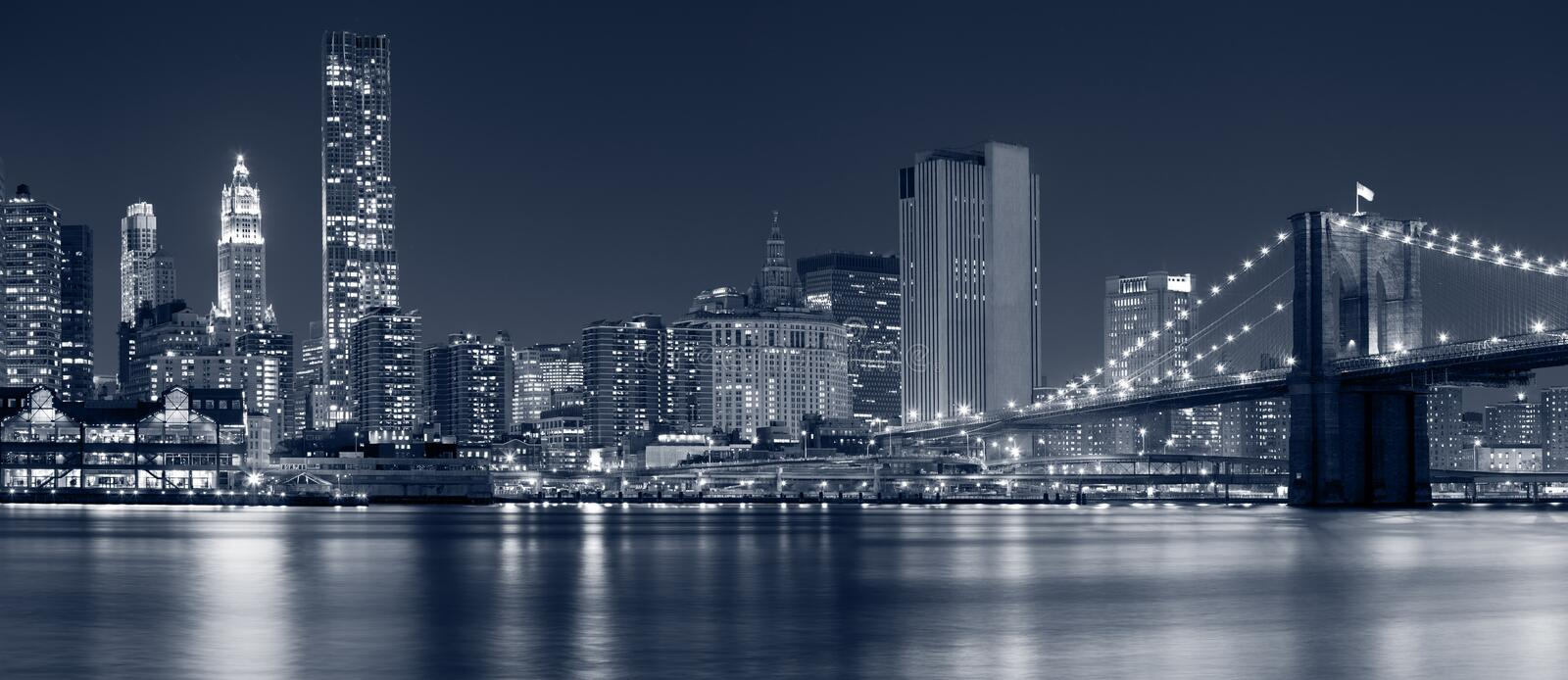 Download Manhattan, New York City. stock image. Image of downtown - 22563825