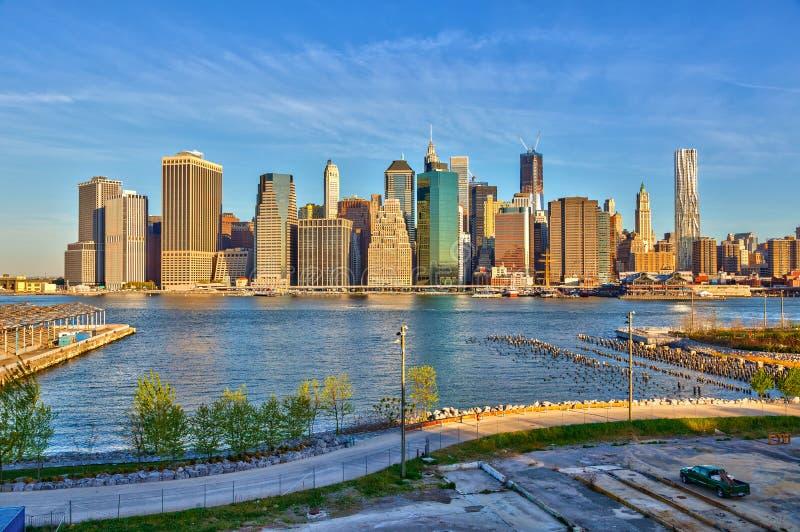Manhattan, New York City images libres de droits
