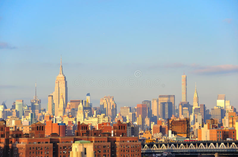 Manhattan, New York City stockfoto