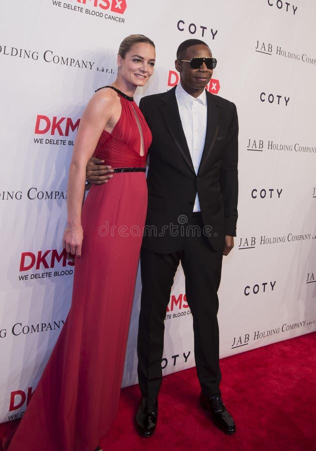 Manhattan, New York City, le 2 mai 2018, Cipriani sur Wall Street : Gala d'amour de DKMS photo libre de droits