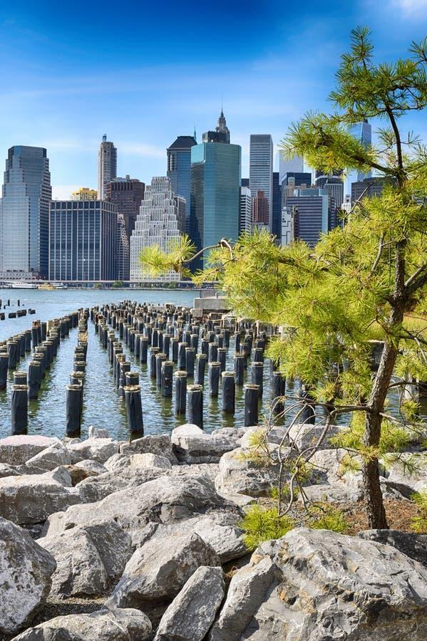 Manhattan, New York City foto de archivo libre de regalías