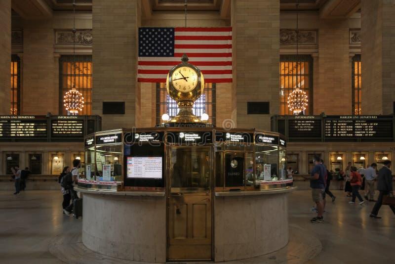 Manhattan, New York, EUA imagem de stock royalty free