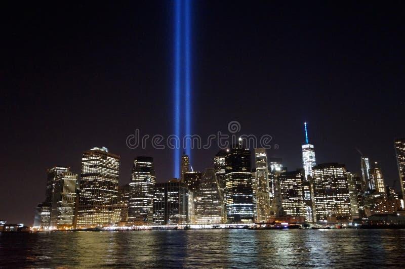 9/11 royalty free stock photo
