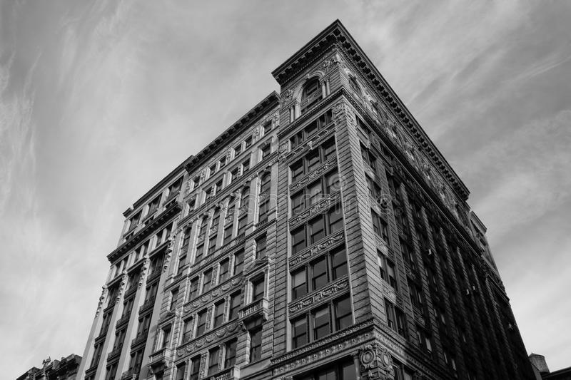 Download Manhattan Offices stock image. Image of banking, down - 8214997