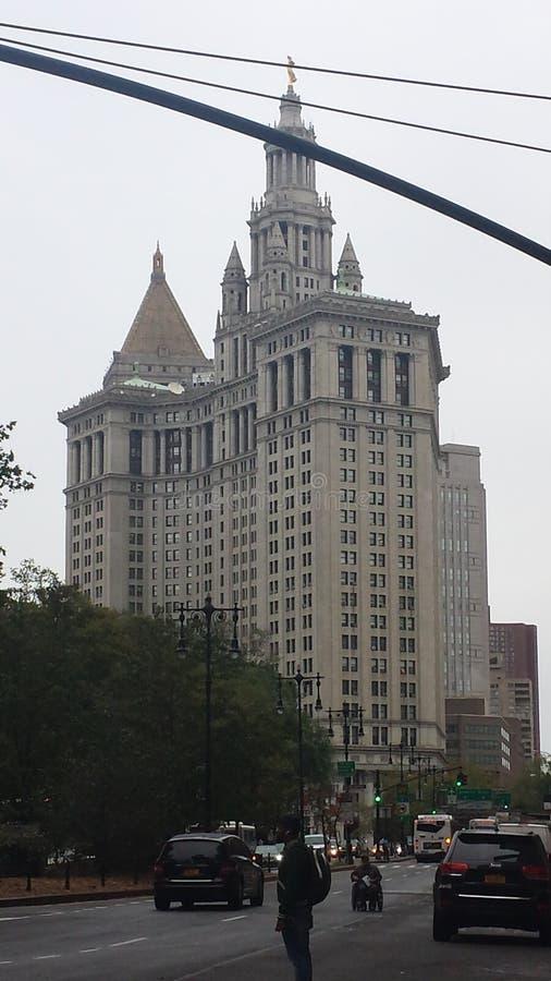 Manhattan 29 September 2016 royalty free stock image