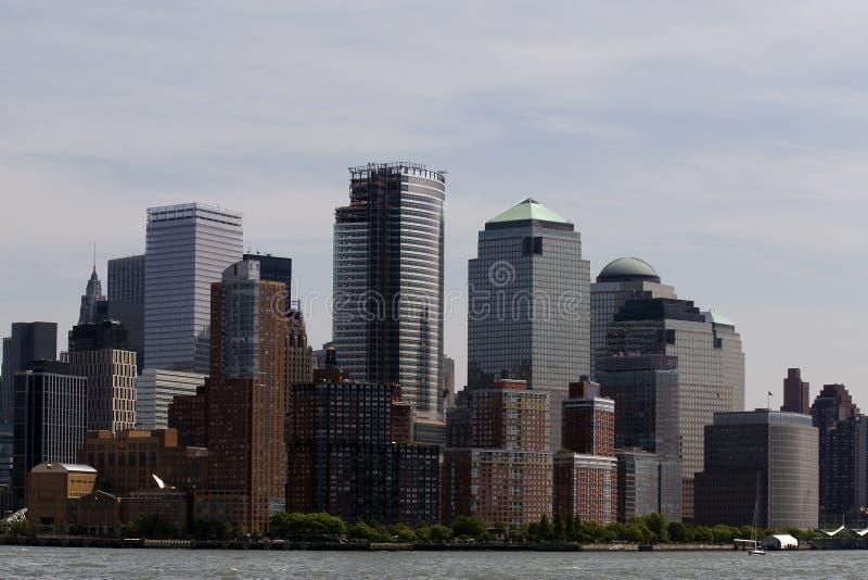Download Manhattan Skyline Royalty Free Stock Photos - Image: 10417798