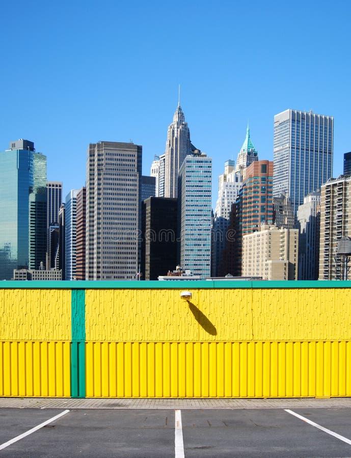 Download Manhattan Skyline stock photo. Image of motion, architecture - 18319606