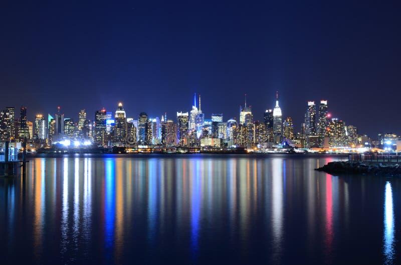 Download Manhattan Skyline stock image. Image of midtown, buildings - 23248355