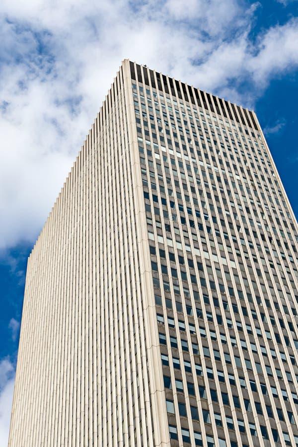 Manhattan Skyscraper stock photos