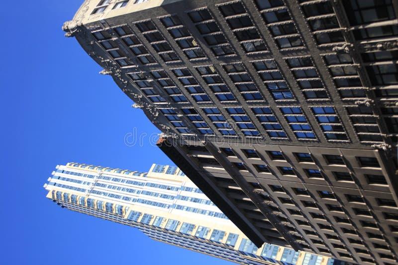 Download Manhattan skyscrapers stock image. Image of travel, york - 12173195