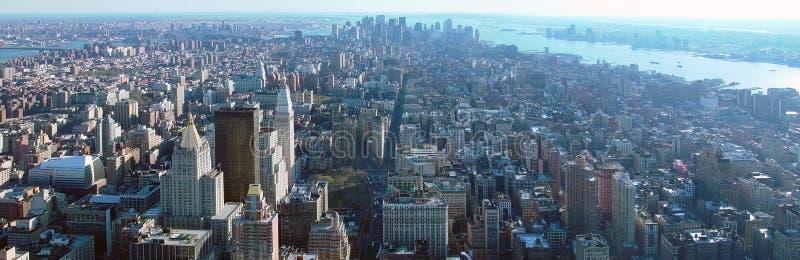 Manhattan south stock photo