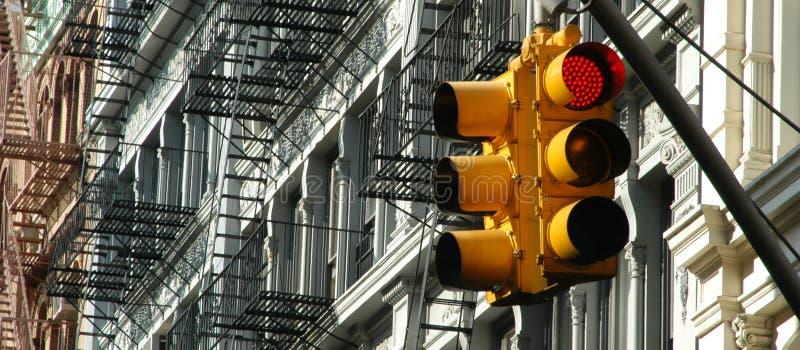 Download Manhattan Traffic Light stock photo. Image of light, city - 470002