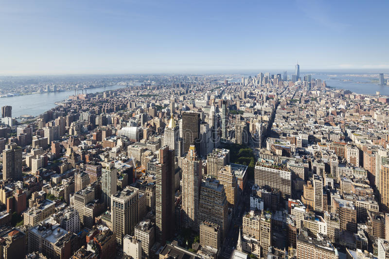 Download Manhattan View Stock Photo - Image: 83703286
