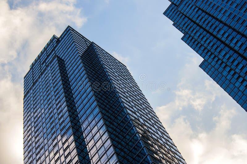 Manhattan wierza obrazy royalty free