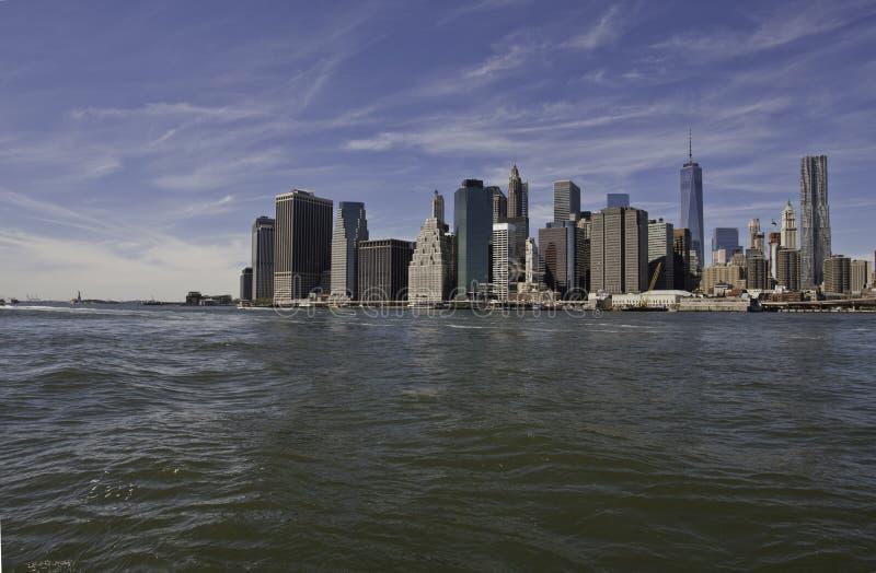 Download Manhattan Y Puente De Manhattan Foto de archivo - Imagen de configuración, cielo: 44850470