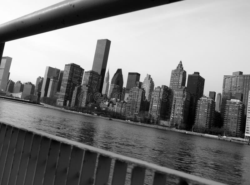 Manhatten, New York City fotografia stock