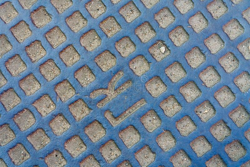 manhole стоковая фотография