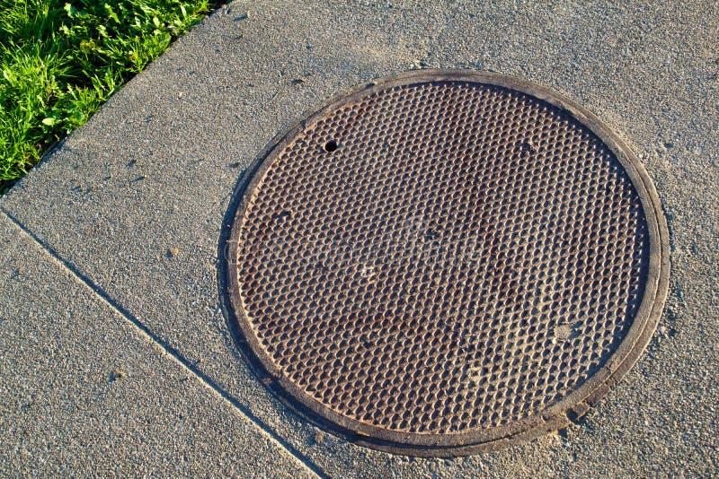 manhole стоковые фото