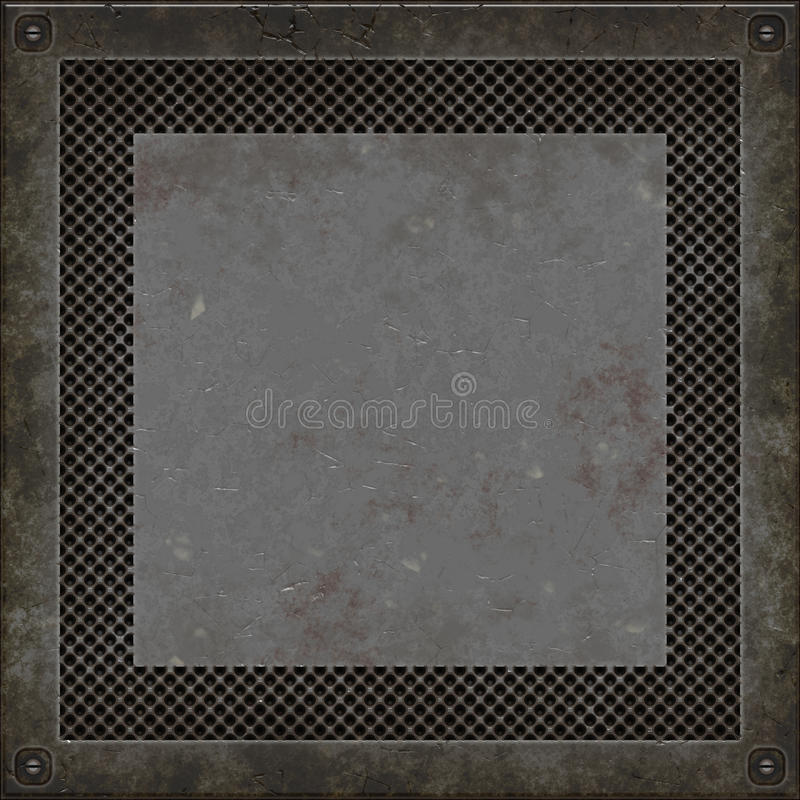 Download Manhole Cover (Seamless Texture) Stock Illustration - Illustration of texture, grate: 29177552
