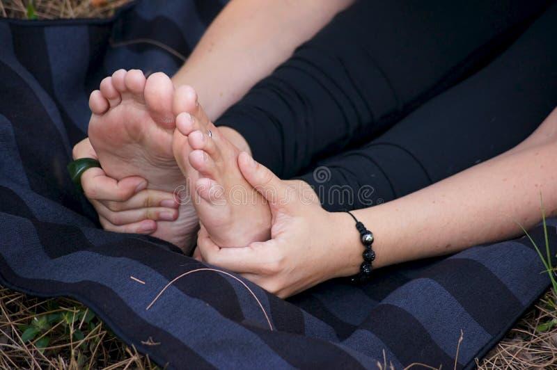 Mani e piedi immagini stock libere da diritti