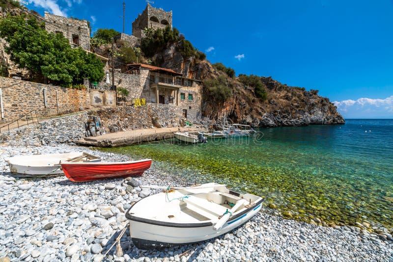 Mani Greece stock fotografie