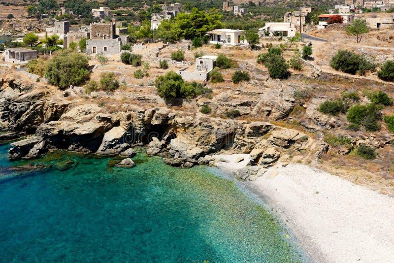 Mani, Griekenland stock fotografie
