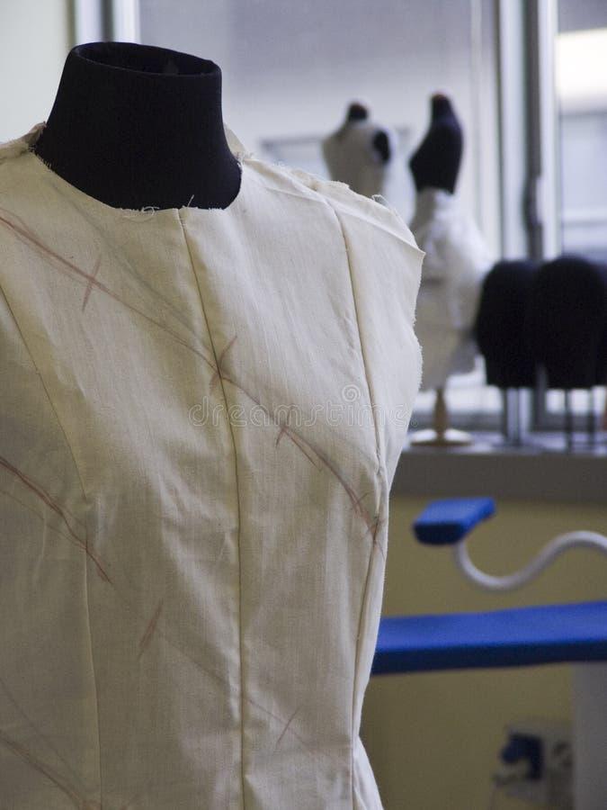 Manichino vestito immagine stock