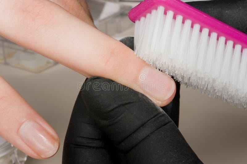 manicure fotografering för bildbyråer