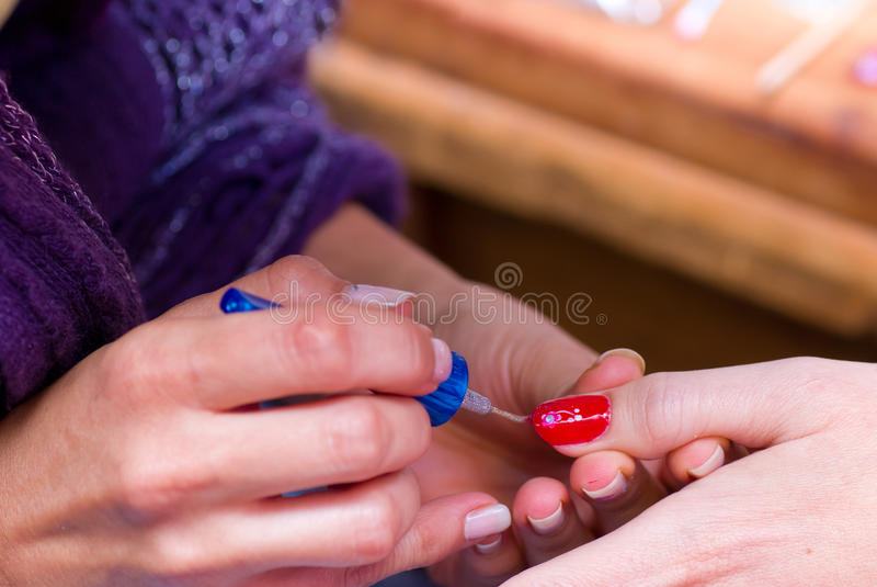 Download Manicure Royalty Free Stock Images - Image: 21963989