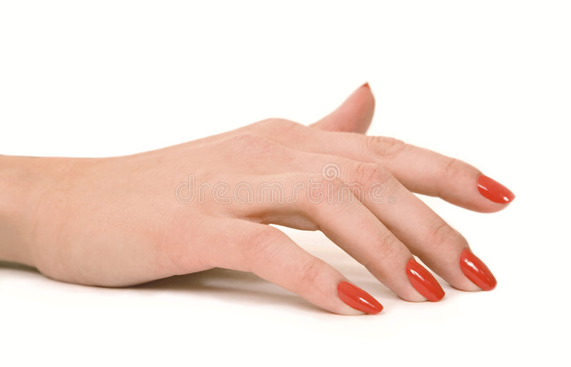 manicure стоковые фото