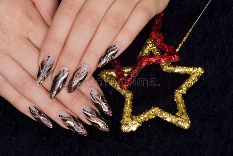 Download Manicure stock image. Image of enamel, wellness, nailart - 37906165