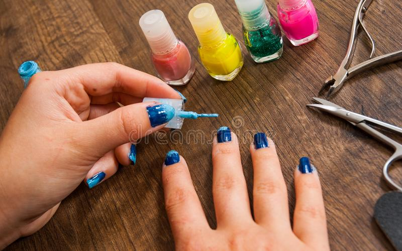 How To Get Nail Varnish Off Wood Furniture