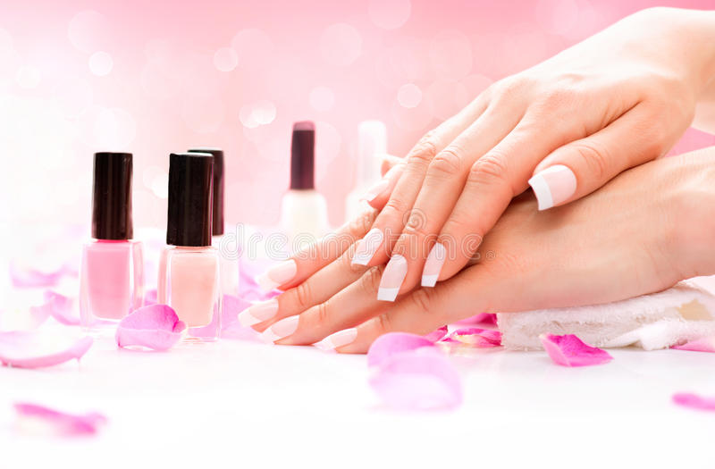 Download Manicure and Hands Spa stock photo. Image of massage - 39359034