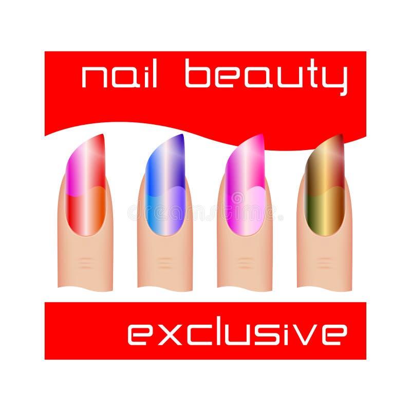 Free Manicure Nail Polish Royalty Free Stock Photos - 19739338