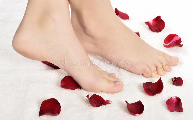 Download Manicure and pedicure stock image. Image of comfortable - 37643325