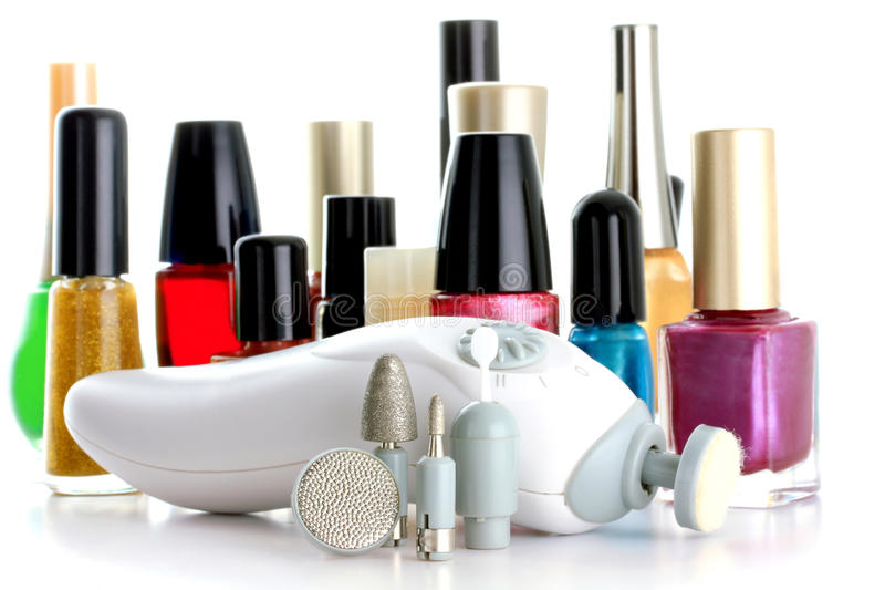 Manicure Set stock photo