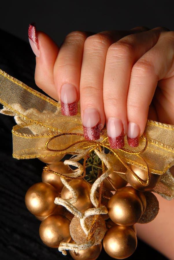 manicures стоковая фотография
