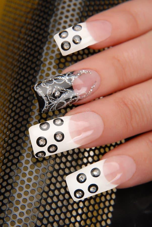 manicures стоковое фото