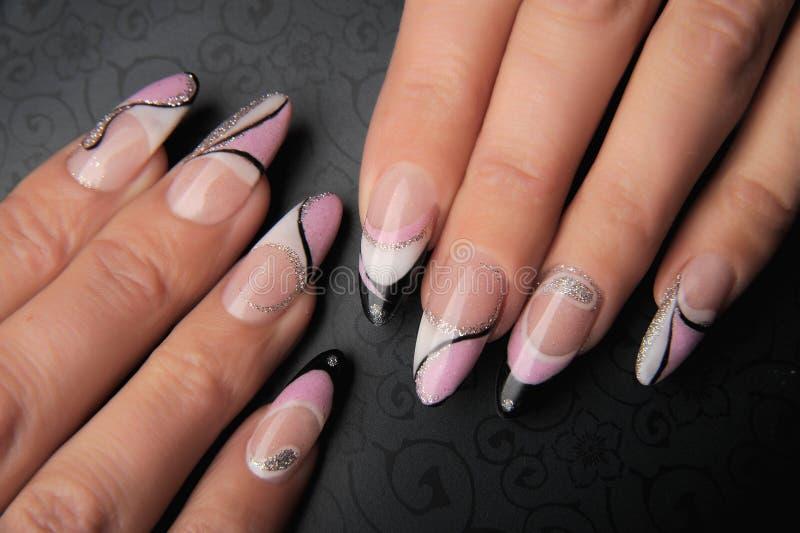 Manicures стоковое изображение