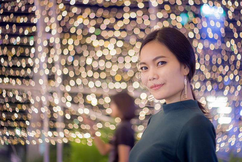 Manier, Aziatische mensen, royalty-vrije stock fotografie