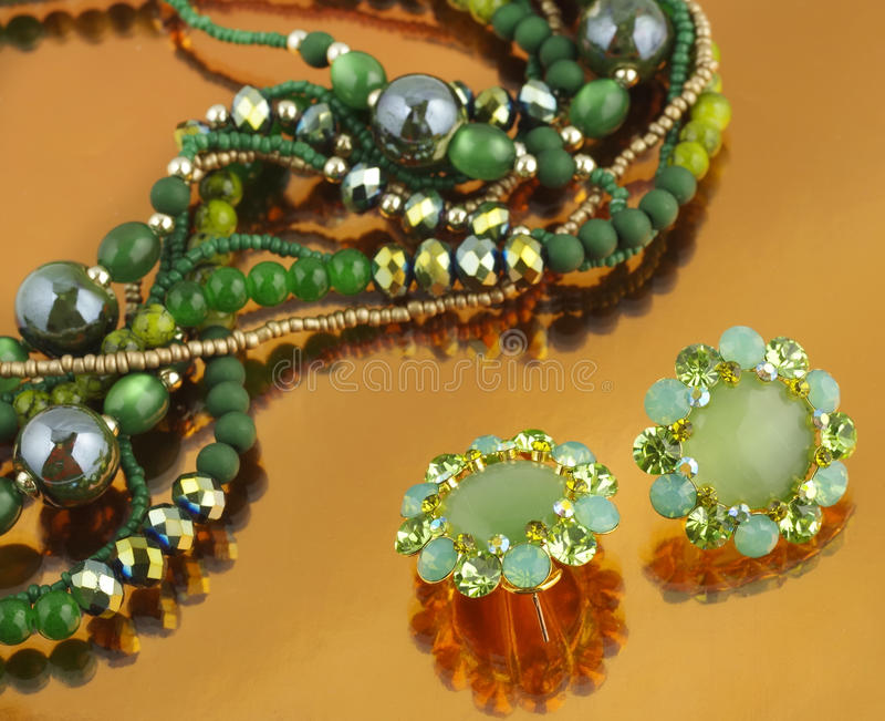 manier juwelen royalty-vrije stock foto's