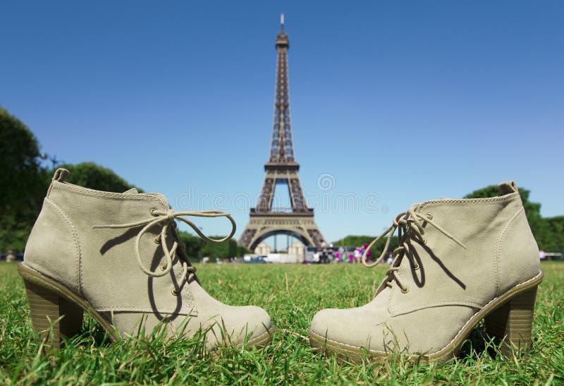 Manier in Parijs royalty-vrije stock foto