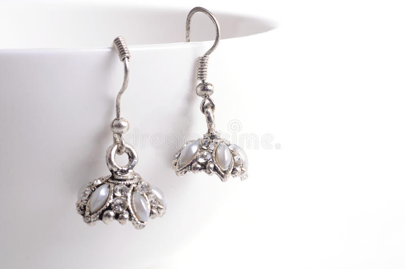 Manierjuwelen stock afbeelding