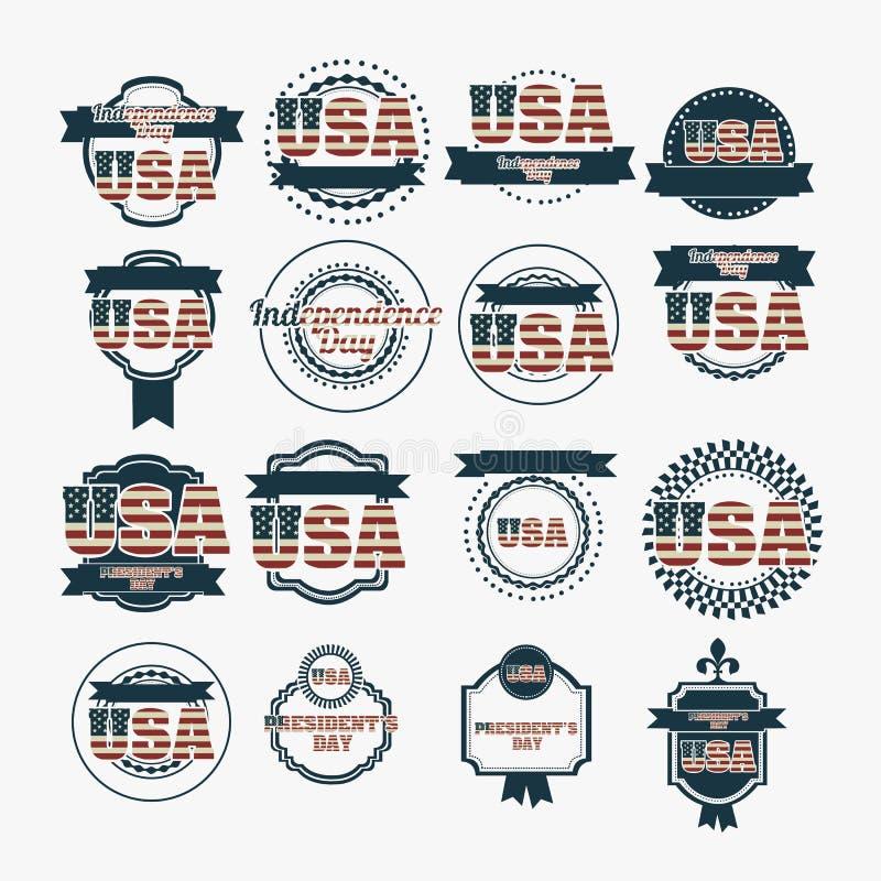 Download Manifesto di U.S.A. illustrazione vettoriale. Illustrazione di sporco - 30828033