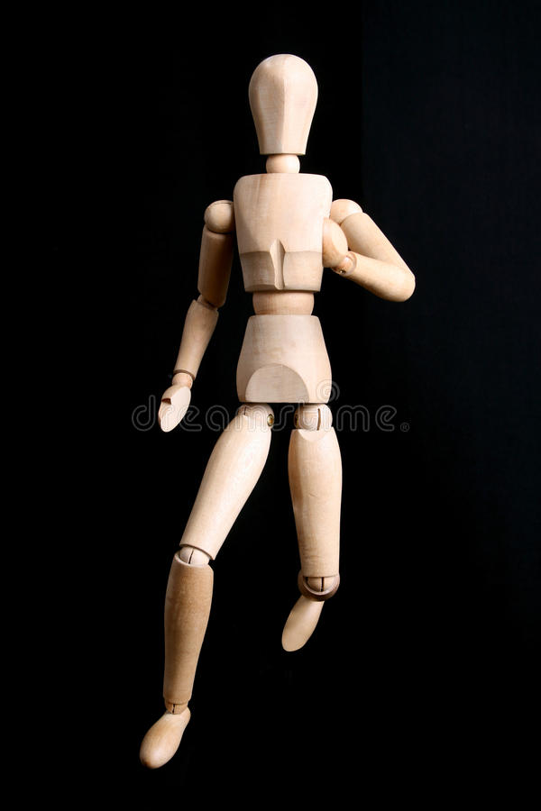 Download Manikin stock image. Image of model, hand, articulated - 13922047
