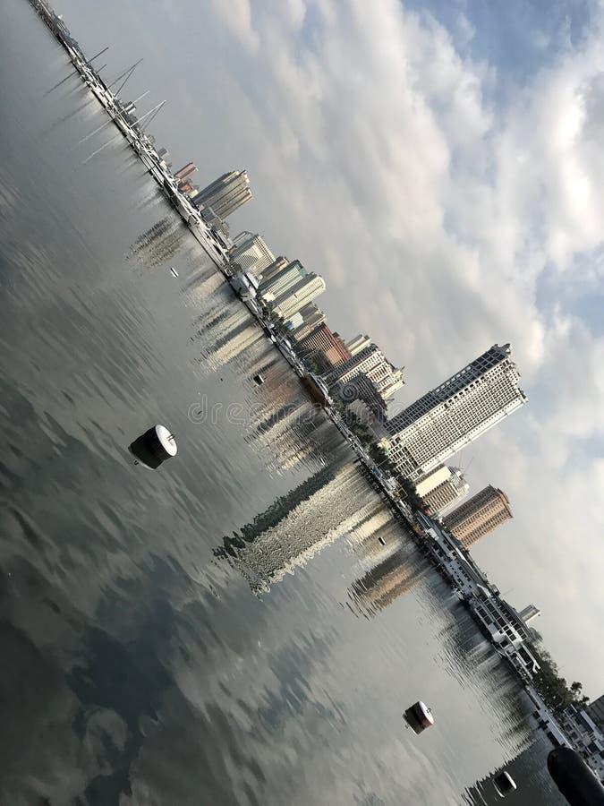 Manila-Bucht lizenzfreies stockfoto