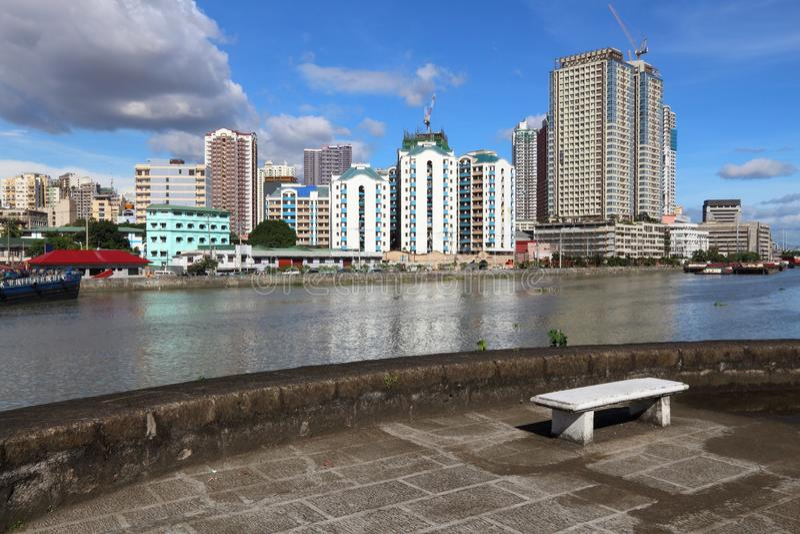 Manila, Filipinas fotografia de stock royalty free