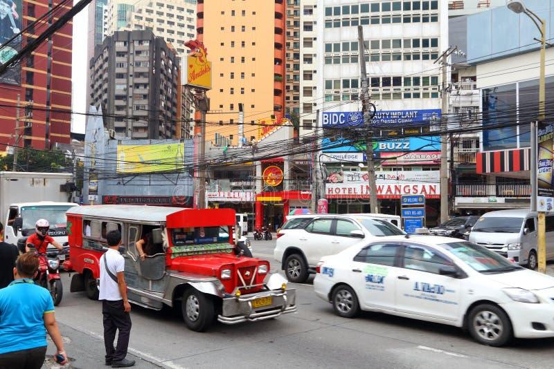 Manila, Filipinas fotos de stock